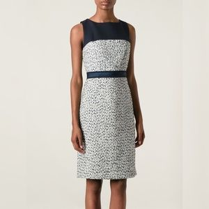 Tory Burch Lucille Tweed Dress